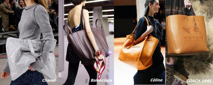 Модные сумки сезона осень-зима 2017-2018