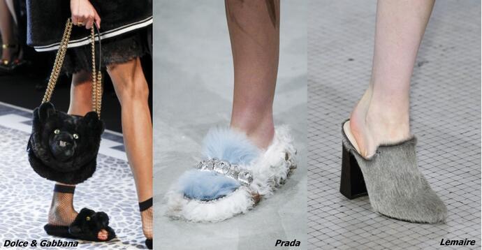 обувь осень-зима 2017-2018