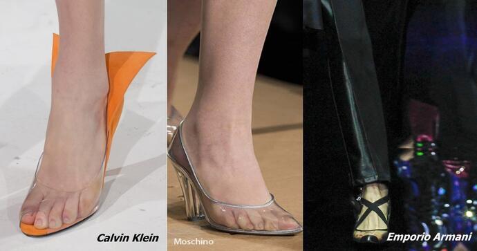 женская обувь 2017