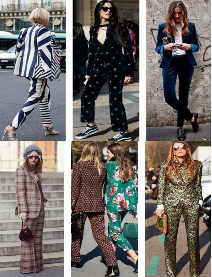 основные тенденции уличной моды для женщин