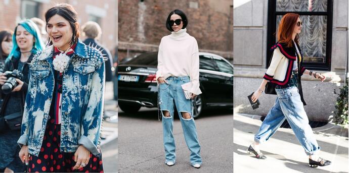 Уличная мода осень-зима 2017-2018 года: основные тенденции, фото