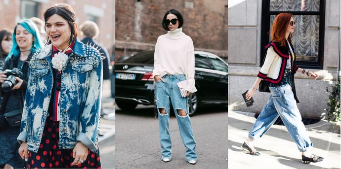 джинсы для осени 2017