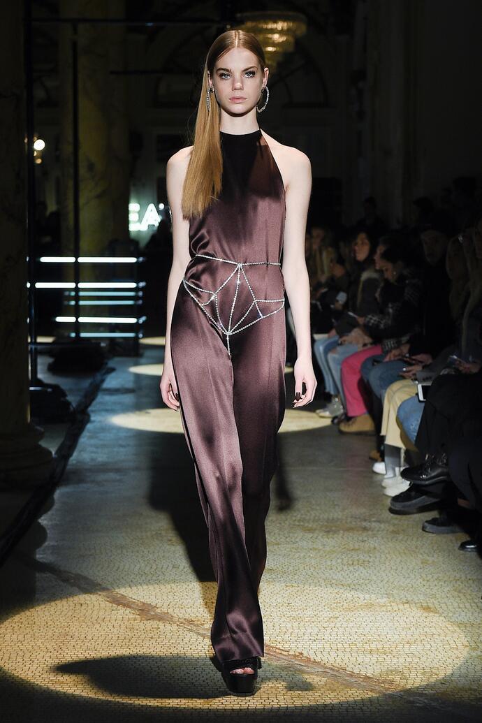 модные тенденции на весну 2018