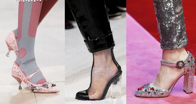 что модно этой весной и летом 2018