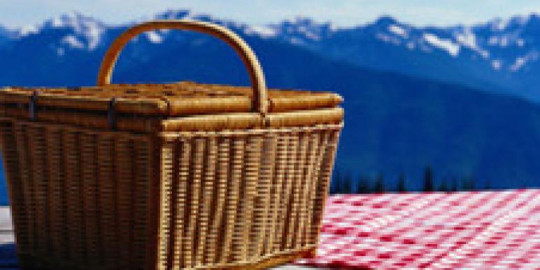 Как организовать интересный пикник