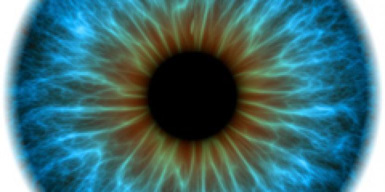 Цвет глаз у