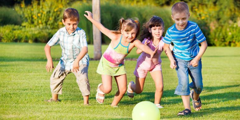 Детские игры 6-7 лет - дома, на природе в дороге