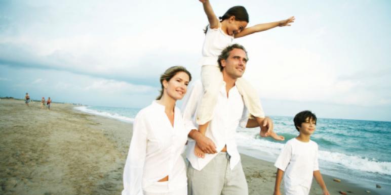 6 самых модных направлений Family Look - семейного стиля
