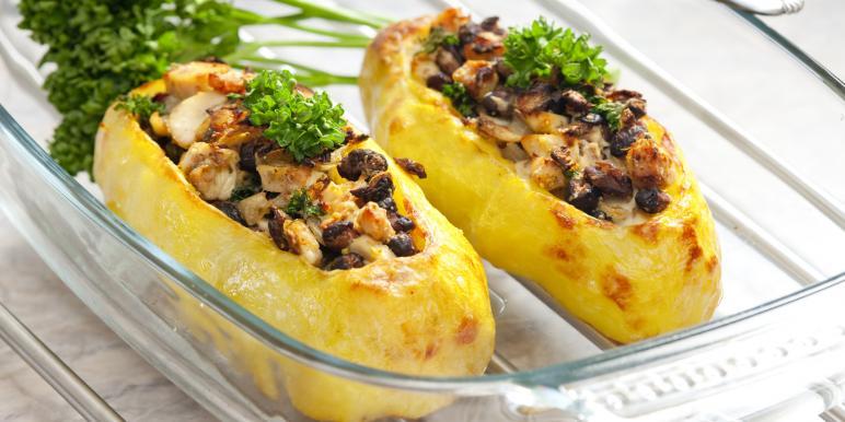 Картошка с фаршем внутри рецепт с пошагово