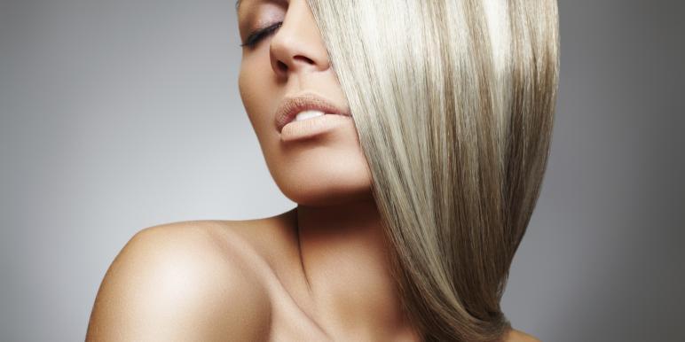 Перышки на волосах в домашних условиях 704