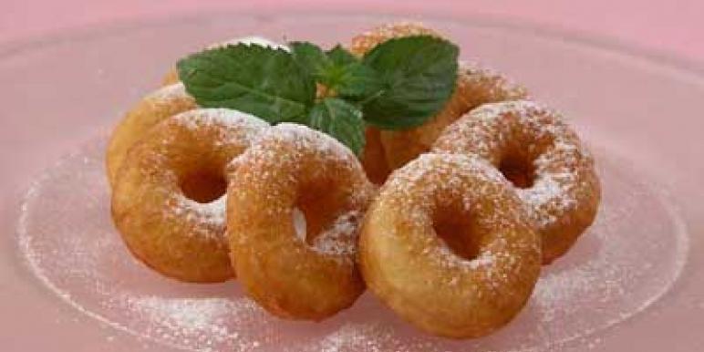 Рецепты вкусных пончиков в домашних условиях 173