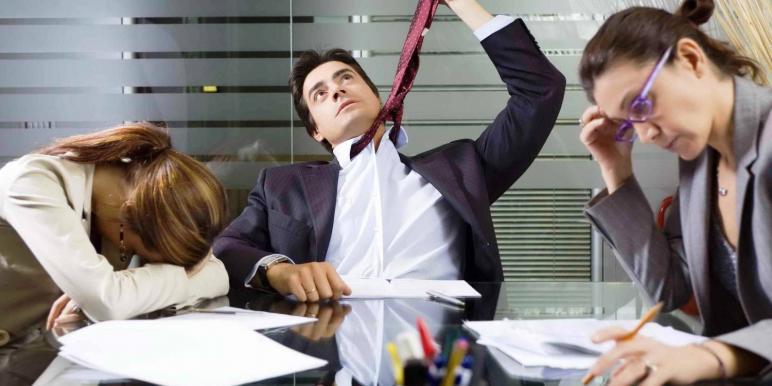 Стресс, деньги и работа. Как от всего этого получить удовольствие