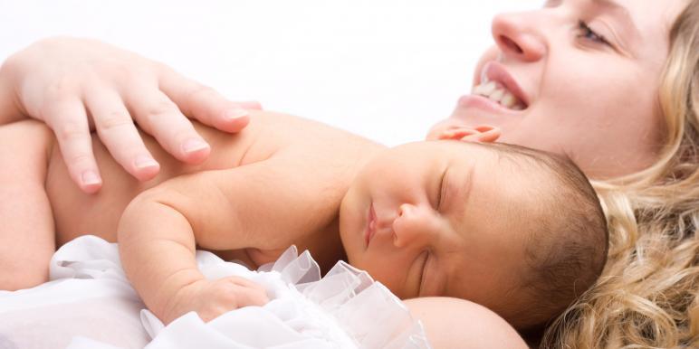 Роды ребенка описание и фото