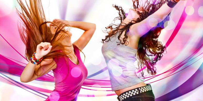можно ли похудеть во время танцев