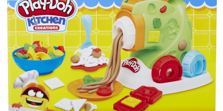Создай своё блюдо с наборами Play-Doh Kitchen Creations
