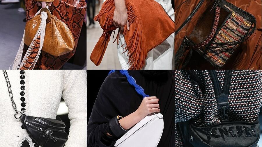 026119814ab1 Модные сумки осень-зима 2018-2019: модные тенденции, материалы и тренды
