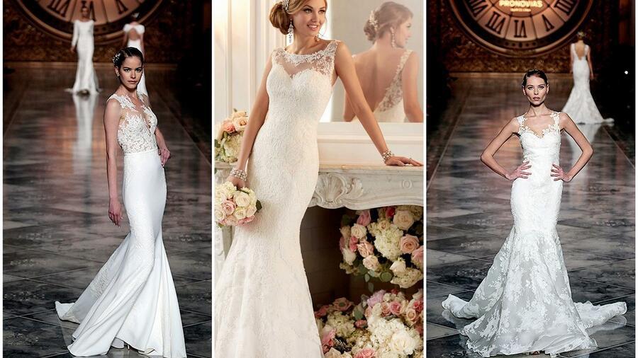 a32cf8b45ae Свадебные платья 2016. Самые модные свадебные платья коллекции 2016