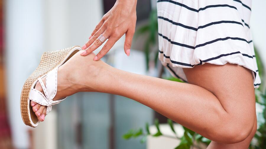 Босые ножки: все о летней обуви
