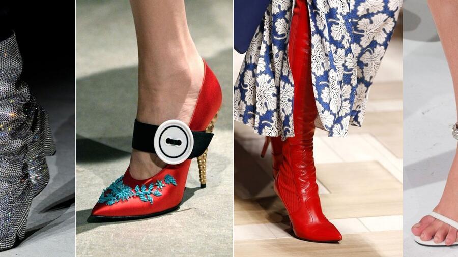 5c4477d28 Слова легендарной Мерилин Монро уже сейчас заставляют задуматься о том,  какой будет модная обувь осень-зима 2017-2018. Ведь только истинная женщина  ...