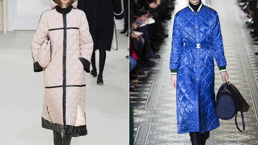 4f3a5f63d94 Модные пальто осень-зима 2016-2017
