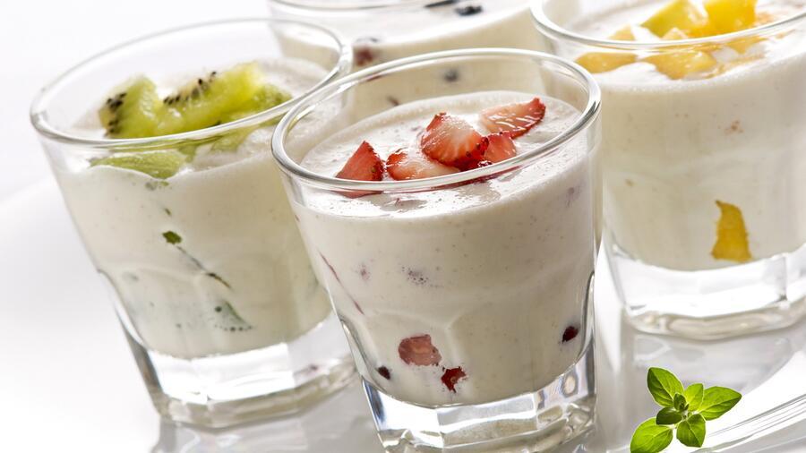 Как приготовить самой йогурт