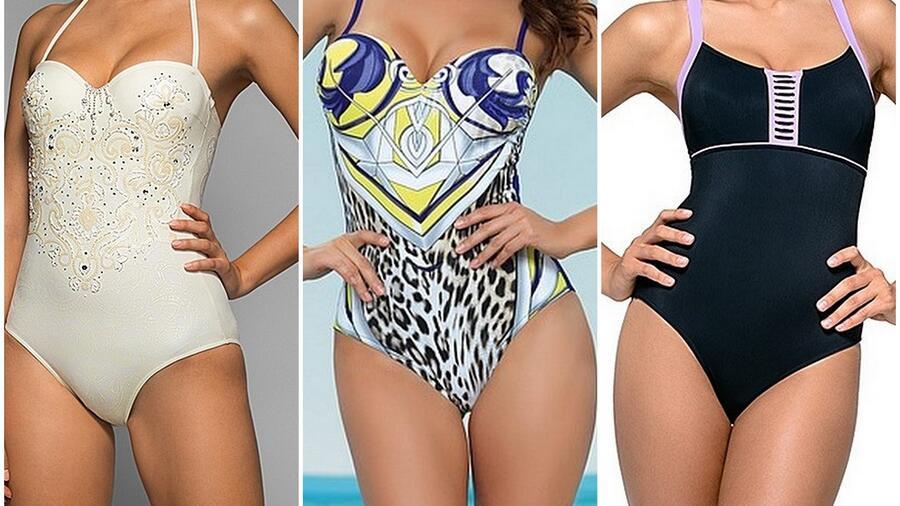 0379c7c15aeee Каким будет пляжный образ нового сезона в 2016 году? Дизайнеры предлагают  различные варианты: от ультрасовременных бандини до классических слитных  купальных ...