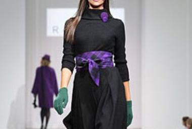 Показ коллекции Parisienne марки RUSTAM на Volvo Fashion week новые фото